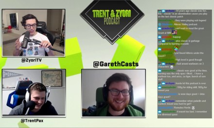 Trent & Zyori Podcast #154 w/ @GarethCasts