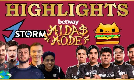 J Storm vs Anvorgesa Highlights – Betway Midas Mode 2
