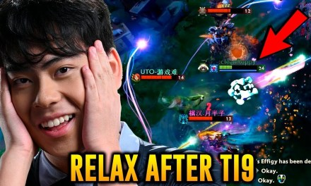ANA IO – RELAX AFTER TI9 [1440p]