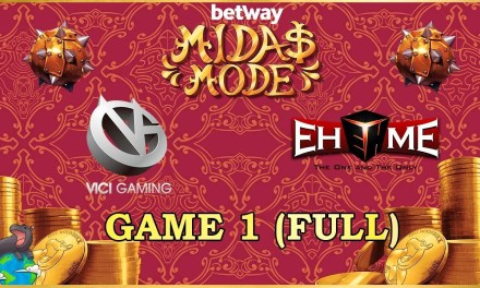 VG vs EHOME CN Semi Finals Game 1 – Betway Midas Mode 2