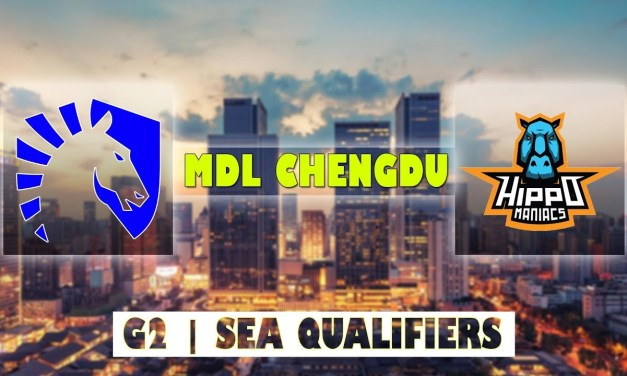 Liquid vs HpM Game 1 Bo2 | MDL Chengdu Major Qualifiers