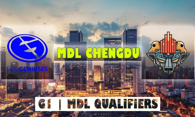 EG vs Xolotl Game 2 Bo2 | MDL Chengdu Major Qualifiers