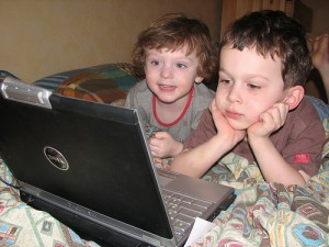 Kinder und das Internet