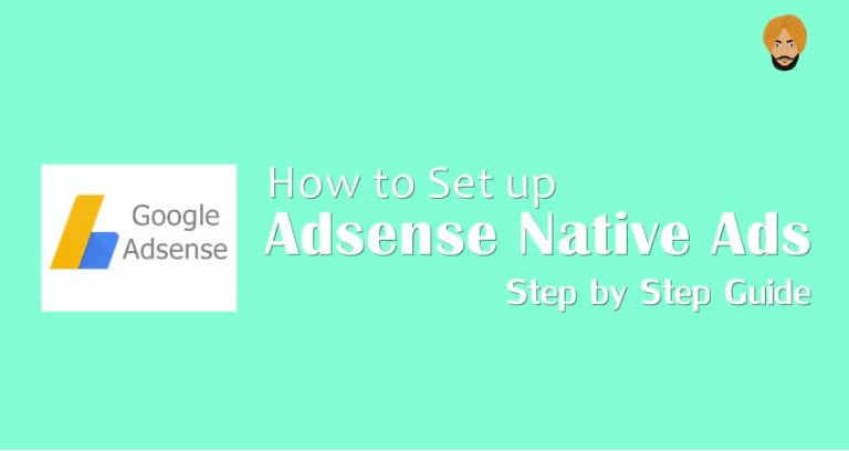 How to Set Up Adsense Native Ads – In feed ads & In Article ads