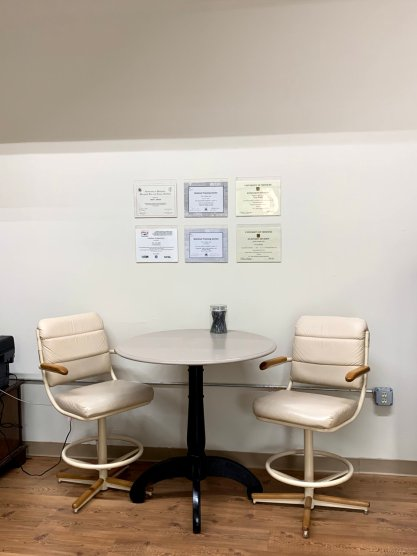 DOT Compliance Consultants, LLC - Office Interior - Crofton, MD