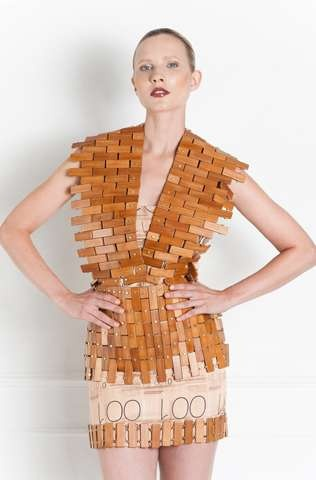 Wooden Dress by Thrive