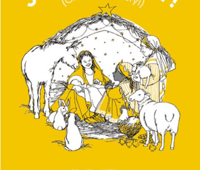 Stable Story Christmas Glory By Sheila Wilson