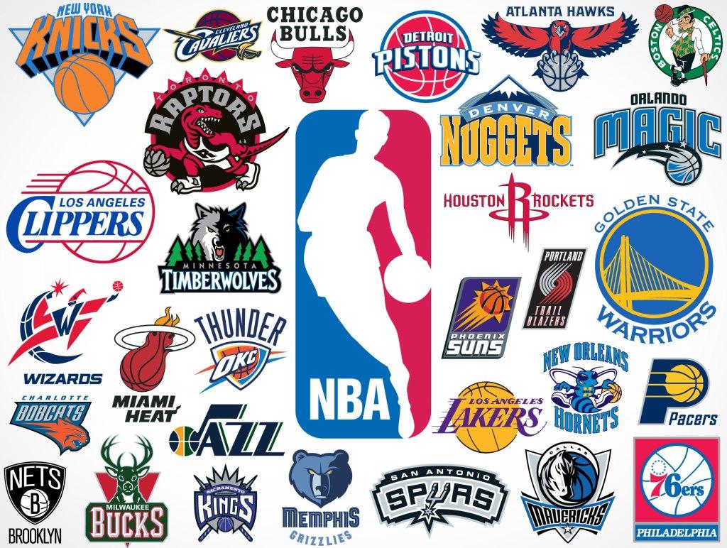 NBA-vector-logos