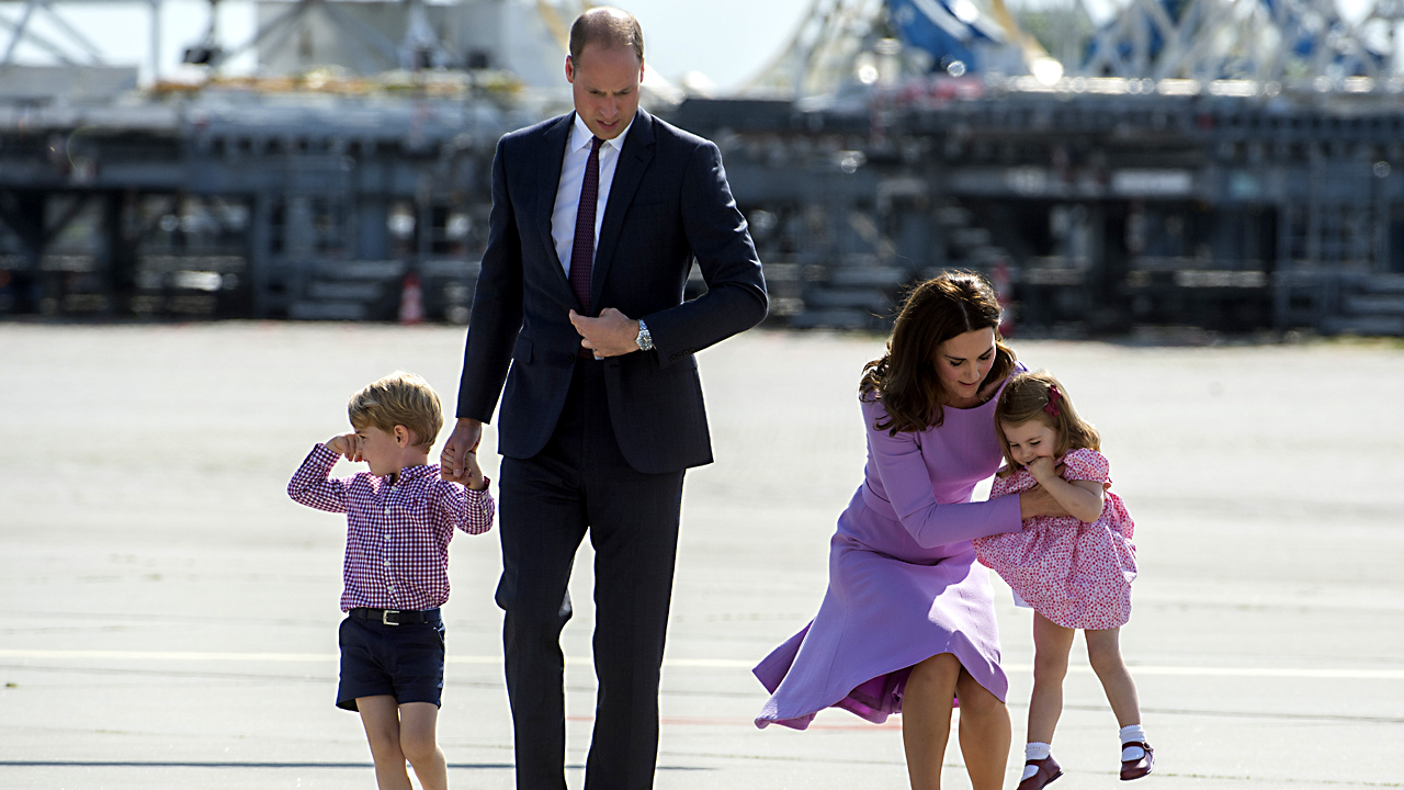 Prince William and family27170901-159532