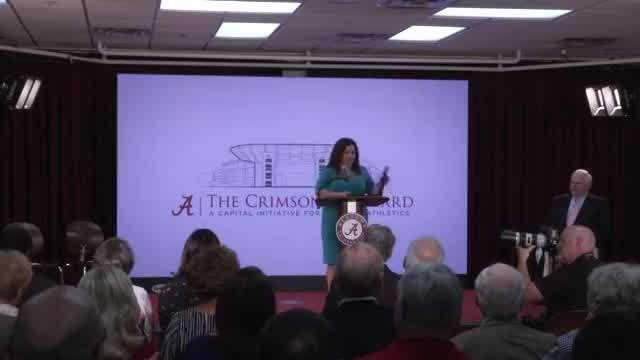 "University of Alabama announces $600 million ""Crimson Standard"" plan"