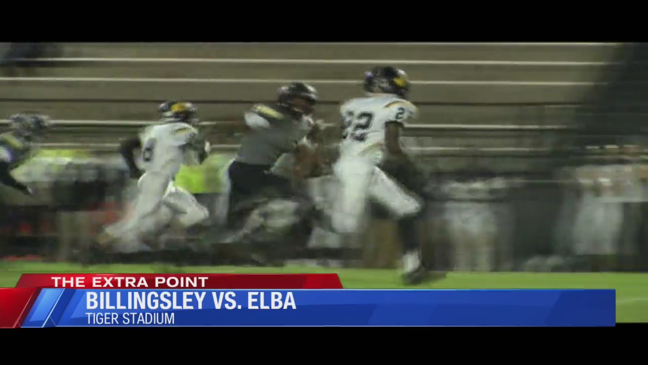 GAME OF THE WEEK: Billingsley vs. Elba