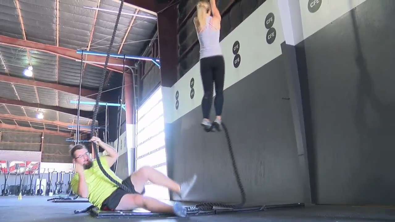 Strength Training: Week 4 of WDHN 18-week fitness challenge