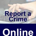 Online crime reporting is now available