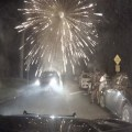 Officers respond to a high number of fireworks calls