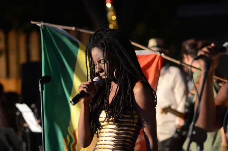 Jah9 liEntrevista a Jah9 por Supah Frans para Do The Reggae - World Wide Connectionsve