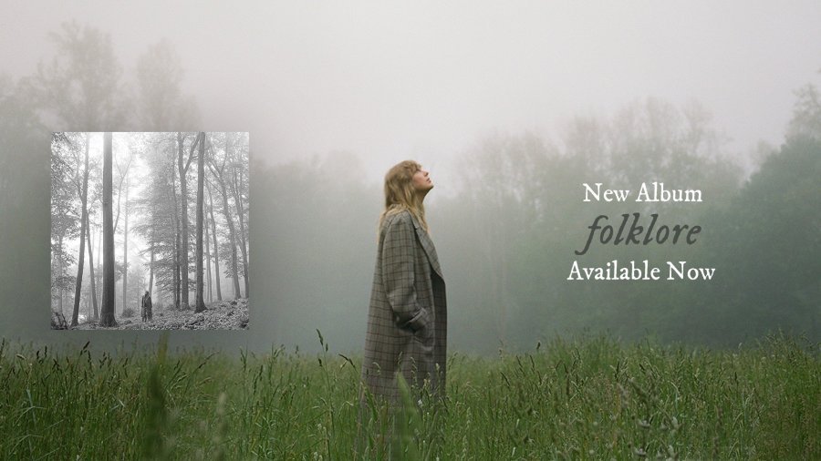 "Taylor Swift ""Folklore"""