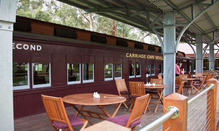 Carriage Cafe – Seville