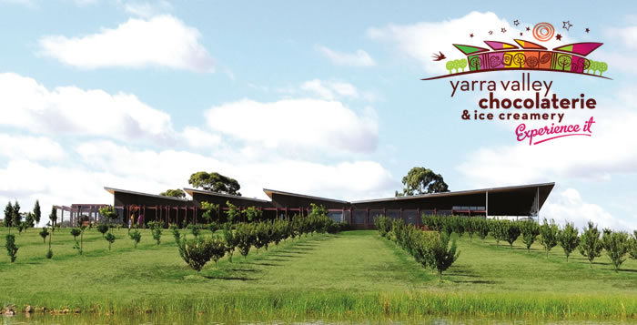 Yarra Valley Chocolaterie and Ice Creamery