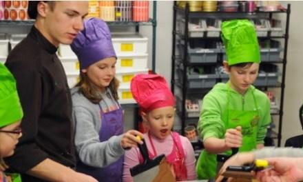 Choco-Licious School Holiday Junior Chocolatier Classes