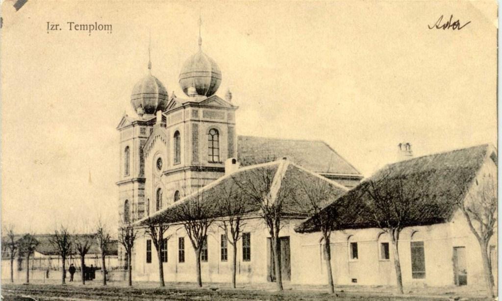 Jevrejska baština u Vojvodini – Groblja i  mesta gde su stajale sinagoge