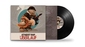 """""""Malo naknadne pameti"""" - Preplavljivanje osećanjima i dobrom mazut-svirkom - recenzija album """"Überlauf"""" benda Atheist Rap"""