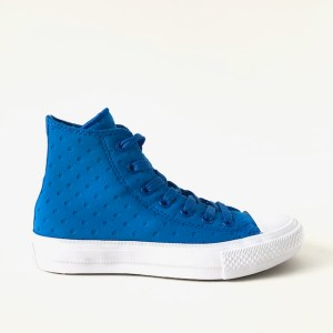 Converse Chuck Taylor All-Star II Blue High top sneakers