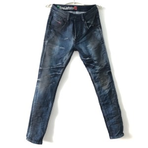 Diesel blue slim-skinny stretch Denim Jogg Jeans