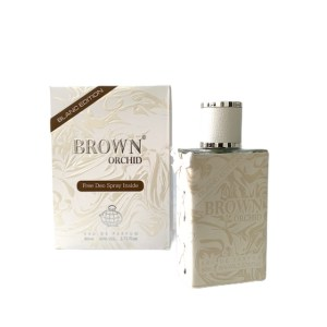 Brown Orchid Blanc Edition perfume