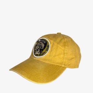 """Diesel - DSL """"Frank"""" washed yellow cap - dot made"""