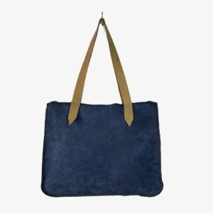 OB Prussian blue tote bag - dot made