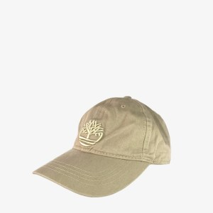 "Timber ""Tree"" Khaki cap - dot made"