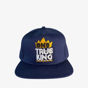 One True King snapback cap – dot made