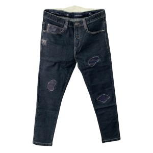 Angelo Galasso 1841 blue denim jeans