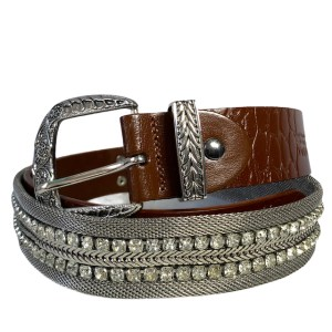Nanni Diamond rails brown belt