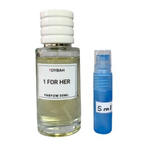 Toybah 1 for Her perfume 5ml sample