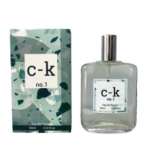 C-K No.1 EDP perfume 60ml