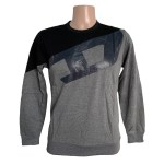 DSL Grey black sweater