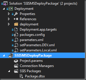 Deploy SSIS Packages with MSDeploy – DOTNET CATCH – Blogging