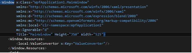 IValueConvertoer Code Example