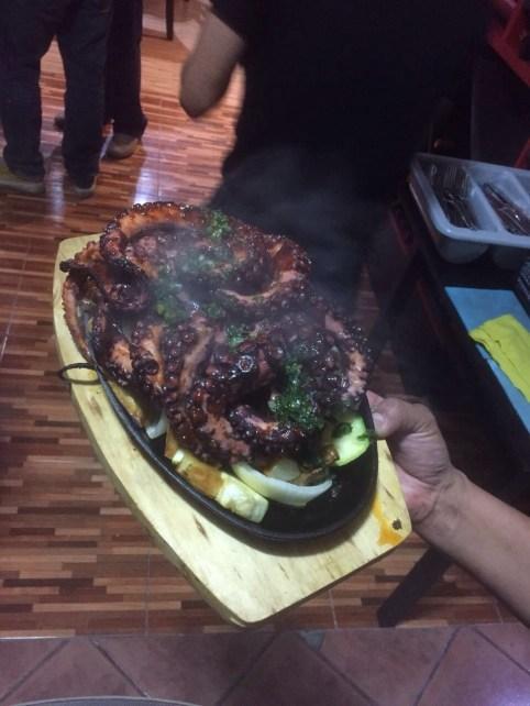 Gastronomía- Antofagasta (Foto: CORTESÍA)