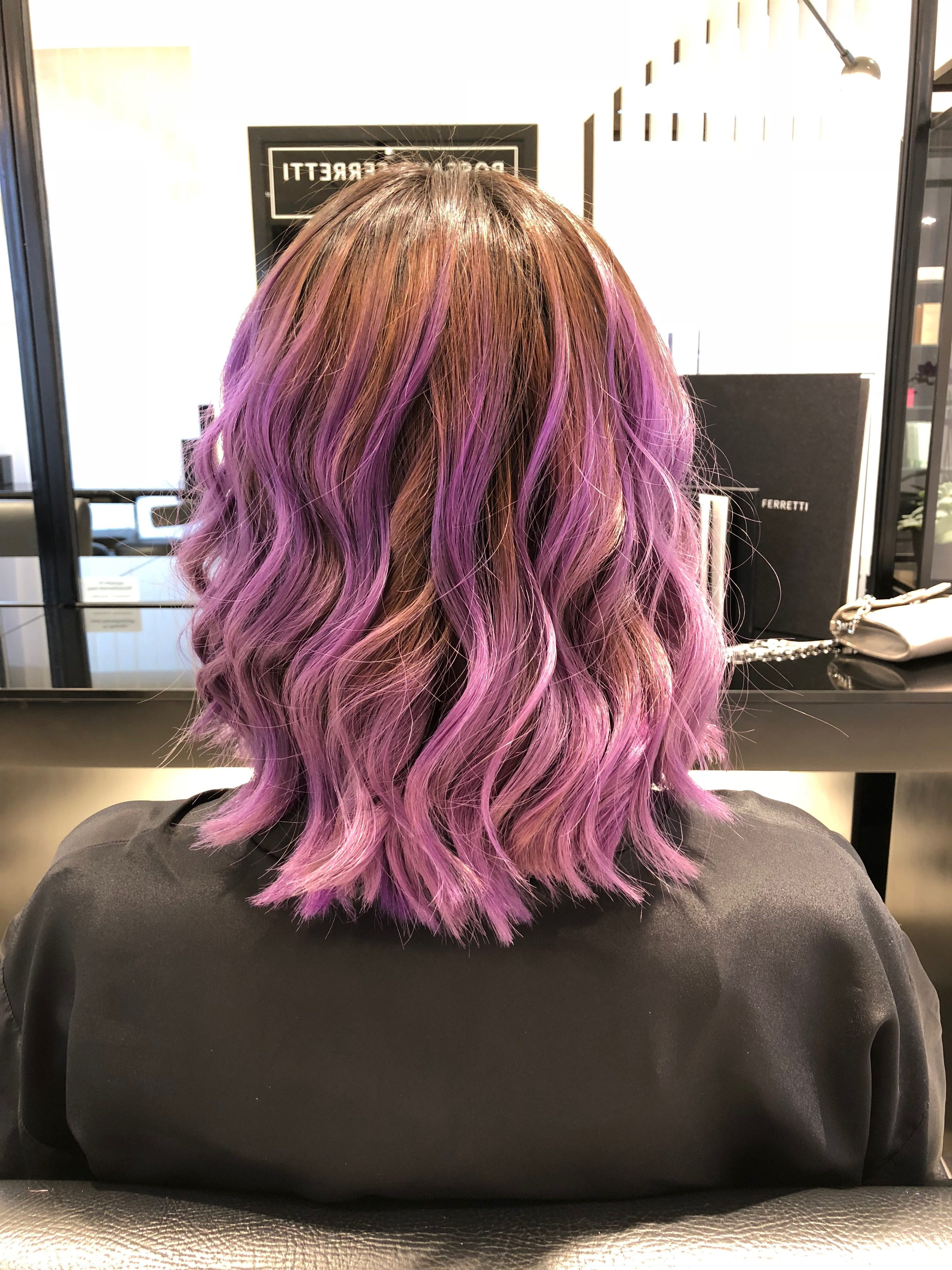 How To Take Care Of Colored Hair Rossano Ferretti Hair Spa Dot