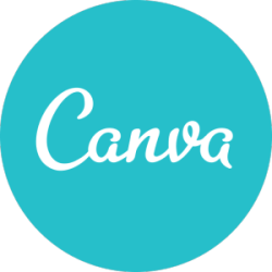 canva - images for social media - dots created