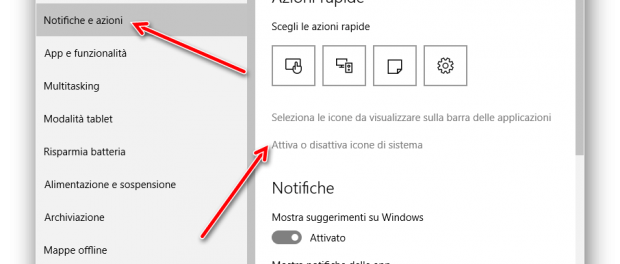 Trucchi e segreti di Windows 10