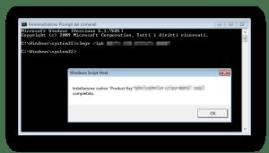 trasferire la licenza di Windows 7