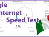 come testare la velocità reale della connessione internet anche 3G 4G