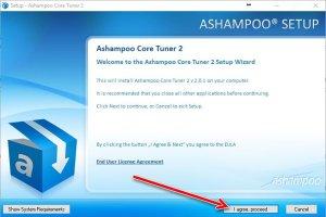 Ashampoo core tuner 2 setup 1