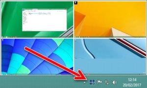 Desktops icona
