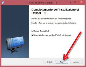dexpot install 4