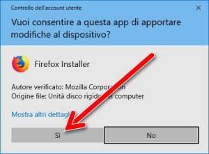 Scaricare ed installare Mozilla Firefox