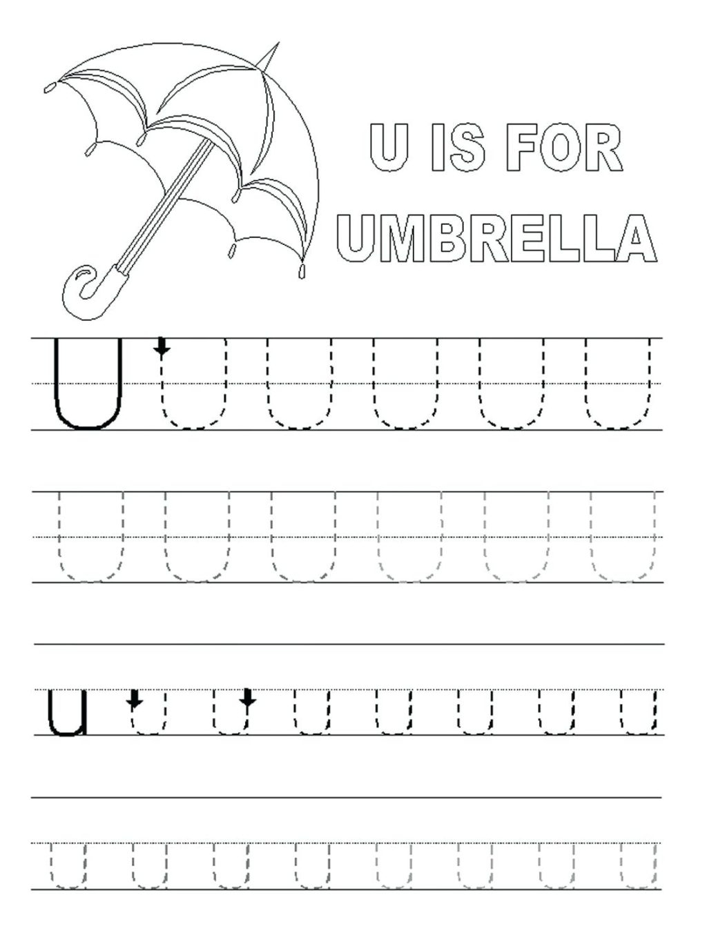 Dltk Letter M Tracing Worksheets For Preschoolers